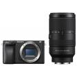 Sony Alpha A6400 + 70-350mm f/4.5-6.3 G OSS
