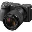 Sony Alpha A6600 + 18-135mm f/3.5-5.6 OSS