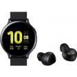 Samsung Galaxy Watch Active2 Zwart 44 mm + Samsung Galaxy Buds Zwart