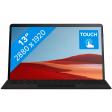 Microsoft Surface Pro X - 16 GB - 256 GB Black