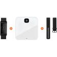 Fitbit Charge 4 Speciale Editie Graniet + Fitbit Aria Air Wit + Extra Kunststof Bandje