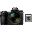 Nikon Z6 + 24-70mm + FTZ Adapter Kit + XQD