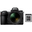 Nikon Z6 + 24-70mm f/4.0 S Kit + XQD