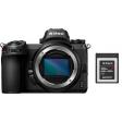 Nikon Z6 + FTZ Adapter + XQD