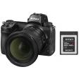 Nikon Z6 + Nikkor Z 14-30mm f/4 S + XQD
