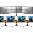 AOC 27G2U: Triple monitor setup