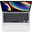 "Apple MacBook Pro 13"" (2020) MXK62FN/A Silver AZERTY"
