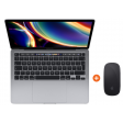 "Apple MacBook Pro 13"" (2020) MXK32FN/A Space Gray AZERTY + Magic Mouse 2 Space Gray"