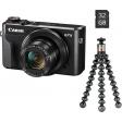 Canon Powershot G7X Mark II Zwart - Vlogkit