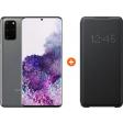 Samsung Galaxy S20 Plus 128GB Grijs 5G + Samsung Led View Bo