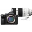 Sony Alpha A7 III + FE 70-200mm f/4 OSS