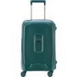 Delsey Moncey Cabin Size Spinner 55cm Green