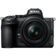 Nikon Z5 + Nikkor Z 24-50mm f/3.5-6.3 + FTZ Adapter