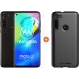 Motorola Moto G8 Power 64GB Zwart + Tech21 Studio Colour Back Cover Zwart