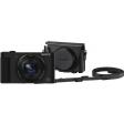 Sony CyberShot DSC-HX90 + LCJ-HWA Camerahoes