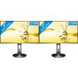 AOC i2790PQU/BT dual monitor setup