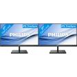 Philips 275E1S/00 dual monitor setup