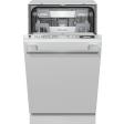 Miele G 5690 SC Vi / Inbouw / Volledig geïntegreerd / Nishoogte 80,5 - 88 cm