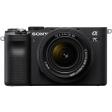 Sony A7C Zwart + 28-60mm f/4-5.6 Zwart
