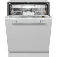 Miele G 5072 SC Vi / Inbouw / Volledig geïntegreerd / Nishoogte 80,5 - 87 cm