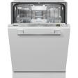 Miele G 5077 SC Vi XXL / Inbouw / Volledig geïntegreerd / Nishoogte 84,5 - 91 cm
