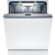 Bosch SMV8ZCX07N / Volledig geïntegreerd / Nishoogte 81,5 - 87,5 cm