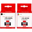 G&G 540XL/541XL Cartridges Combo Pack