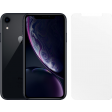 Apple iPhone Xr 128 GB Zwart + Otterbox Clearly Protected Screenprotector