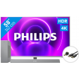 Philips The One 58PUS8505 - Ambilight + Soundbar +  HDMI kabel
