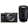 Sony A7C Zwart + Tamron 28-75mm f/2.8