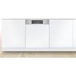 Bosch SMI8ZCS07E / Inbouw / Half geïntegreerd / Nishoogte 81,5 - 87,5 cm