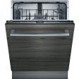 Siemens SN63HX27TE / Inbouw / Volledig geintegreerd / Nishoogte 81,5 - 87,5 cm