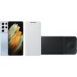 Starterspakket - Samsung Galaxy S21 Ultra 128GB Zilver 5G