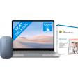Microsoft Surface Laptop Go - i5 - 8GB - 256GB Platinum + Draadloze Surface Muis + Microsoft 365 Personal NL 1 jaar