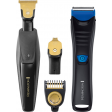 Remington MB7000 + Remington BHT250 bodygroomer