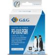 G&G CLI-551XLBK Cartridge Zwart