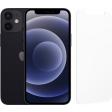 Apple iPhone 12 mini 64GB Zwart + InvisibleShield Glass Elite Screenprotector