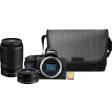 Nikon Z50 + 16-50mm + 50-250mm + Tas + 16GB geheugenkaart