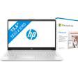 HP 15-dw1008nd + Microsoft 365 Personal NL Abonnement 1 jaar
