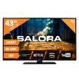 Salora 43XA4404 - 43 inch UHD TV