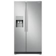 Samsung RS50N3403SA Amerikaanse koelkast Grijs