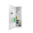 Inventum IKK1785S Inbouw koelkast Wit