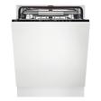 AEG FSE83707P QuickSelect SprayZone Vaatwasser Zwart