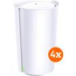 TP-Link Deco X90 4-pack Multiroom Wifi 6