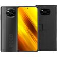 Xiaomi Poco X3 64GB Zwart + Just In Case Xiaomi Poco X3 Book Case Zwart
