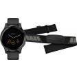 Garmin Vivoactive 4S Zwart 40 mm + Garmin HRM-DUAL Hartslagmeter Borstband Zwart