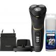 Philips Series 3000 S3333/54 + Reinigingsspray