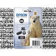 Epson 26XL Zwart Photo Claria Premium Ink (C13T26314022)