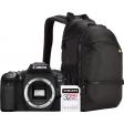 Canon EOS 90D Body - Starterkit