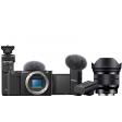 Sony ZV-E 10 + Groothoek Kit